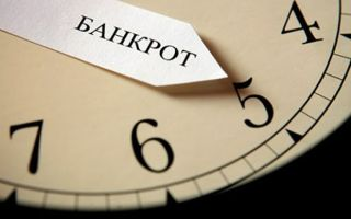 Основания для банкротства ИП с долгами