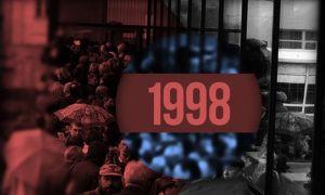 Кризис 1998 года в России — кратко о главном