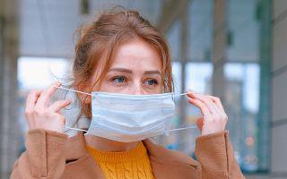 Симптомы коронавируса SARS-CoV-2 у взрослого без кашля